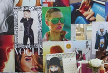 arty inspirations/mood boards