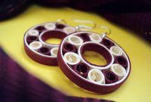 MinkArtDesign jewelleries / ékszerek / Quillingtechnikával (és szívvel-lélekkel) készült kézműves fülbevalók. Ezen a táblán található képek kizárólag saját ötlet és tervezés alapján készült fülbevalókról készültek. /// Quilling hand-made jevelleries made bv me according to my own design...