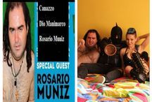 Rosario Muniz,Dio Manimarco.MadeinBologna email-agenzia.rudypizzuti@libero.it