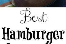 Hamburger seasoning