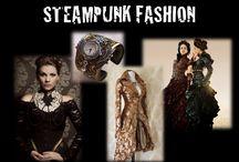 Steampunk / by Pamela Eagleson