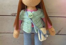Amigurumi / Patterns & tutorials for amigurumi.