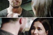 Arrow / Arrow Shado Oliver