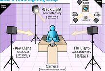 Lighting - Videography & Photography