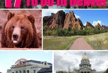 Colorado bucket list / by Katie Singleton