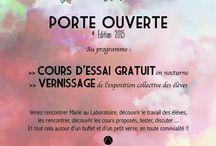 ...Au Laboratoire... / #art #painting #creation #peinture #drawing #dessin #lelaboratoire #llaboratoire