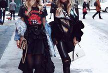 Street styles, inspo
