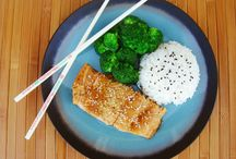 Hoisin salmon