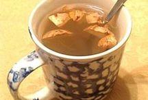 Herbatki z imbirem