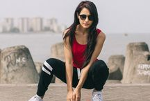 Bewakoof - Workout Outfits for Women / Want to stay fit but not motivated enough? Try Bewakoof's joggers pants, vests, tank tops to get you going! This quirky yet sporty bottom wear collection will make you want to exercise, and give you the comfort to keep pushing ahead. The funky quotes on the top wear can be your to go outfit for gym, or when you decide to chill with your friends. Your gym peeps sure would be curious to know where you're getting these cool and funky outfits from!