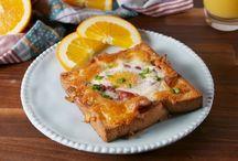 Cheese Egg Toast