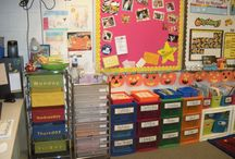 classroom organizing / by Tricia Marble