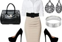 Professional look / by Skyla Pierre
