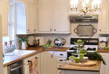 Happily Ever After...Kitchen Spaces / by Julie Belcastro
