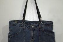 Borse Di Jeans