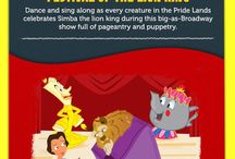 Disney World Shows / Disney is more than just rides.  Don't miss the great shows that are there too!