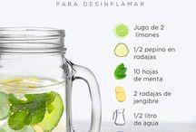 aguas saborizadas