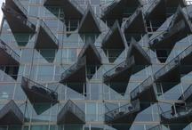 Ørestad / Arkitektur