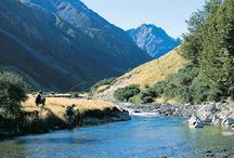QT / Wanaka fishing & hunting