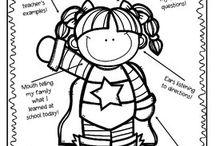 Classroom Superheroes