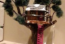kerstdorp ideeen