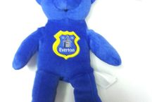 Everton Fc Football Gifts / Brand New Official Products From Scarves Hats  Badges Flags Beanie Bears