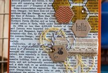 Cards - Heck of a Hexagon! / by Hill Country Stampin'