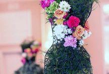 Garten Blumen und Balkon