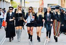 MBFWA Sydney Fashion Week Street Style / Sydney Fashion Week Street Style