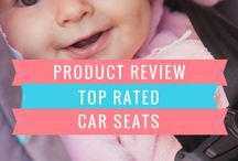 Product Reviews / We're reviewing car seats, strollers, rockers, and more to help you make good investments!