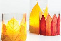 Reciclar Gaia / Reciclar cualquier tipo de elemento que encontremos en la naturaleza: piedras, hojas, ...
