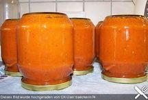 Tomatensoße haltbar