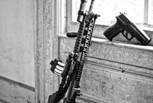 """""""The right of the people to keep and bear arms, shall not be infringed"""" / by Eric Julian"""