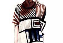 зарисовки одежды