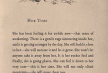 sisterhood / time of the woman rising