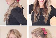 Hair ideas / by Johanna Mottram