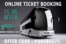 Bus,hotle ,flight ticket booking / Online bus ticket booking