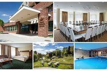 Nowe sale konferencyjne 2015 / Znajdziesz tu nowe hotele, centra kongresowe i targowe oraz inne obiekty na konferencje, otwarte w 2015 roku.