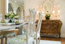 Barroco / Do you like a touch of Baroque style in your modern house?