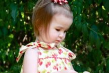 Sewing for little ones