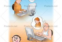 Affiches d'éducation