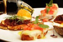 Comidas italianas e gregas