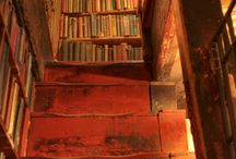 Book Nook / Big or small, all that's required is a book be present.