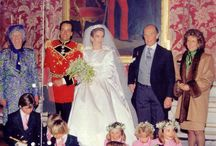 Austria - Archduchess Sophie Franziska von Habsburg and Mariano Hugo, Prince of Windisch-Graetz / Married Mariano Hugo, Prince of Windisch-Graetz on 11 february 1990 in a gown by Valentino. They have 3 children: -Prince Maximillian Hugo -Prince Alexis Ferdinand (died in car accident) -Princess Larissa Maria Grazia Helen Leontina Maria Luisa They reside in Italy.