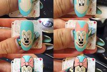 Wzornik myszki mickey