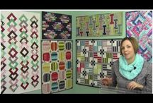 Quilting - With Rulers & Templates