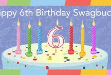 Swagbucks 6th Birthday! / We turned 6 years old on February 25, 2014!!! / by Swagbucks Official