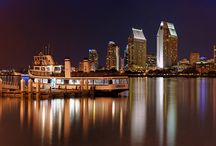 Awesum San Diego / Born and raised here, I find that these are the things that are part of the San Diego experience. If I had all the time in the world and good friends visiting from out of town, these are the places I'd take them. / by Erika Acero