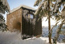 Cabins / Cabins to drool over
