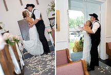Spring Weddings / Spring wedding ideas from Crystaline Photography & Video